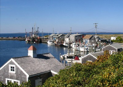 Menemsha Fishing Village